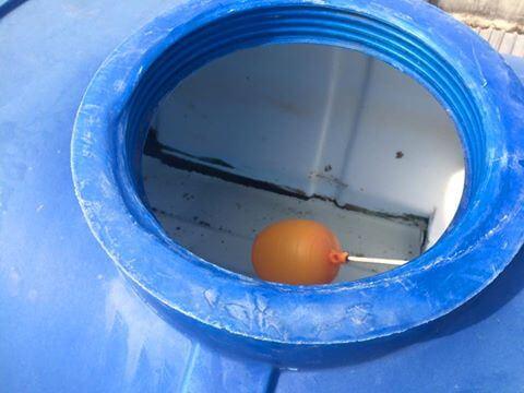 Cách vệ sinh bồn nước nhựa