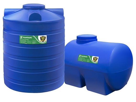 Bồn nước nhựa Toàn Thắng – Giải pháp chứa nước tối ưu cho mọi gia đình!