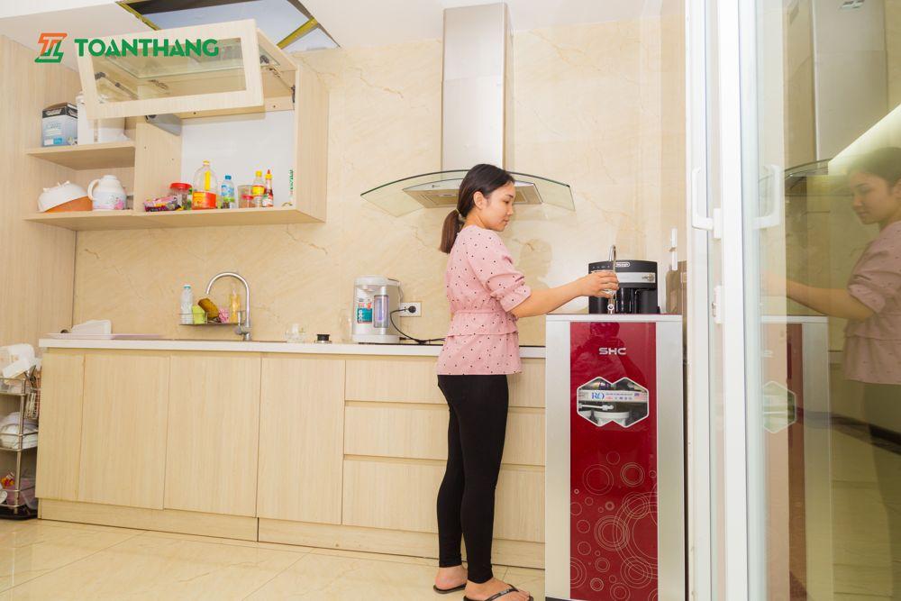 Các loại máy lọc nước phổ biến hiện nay