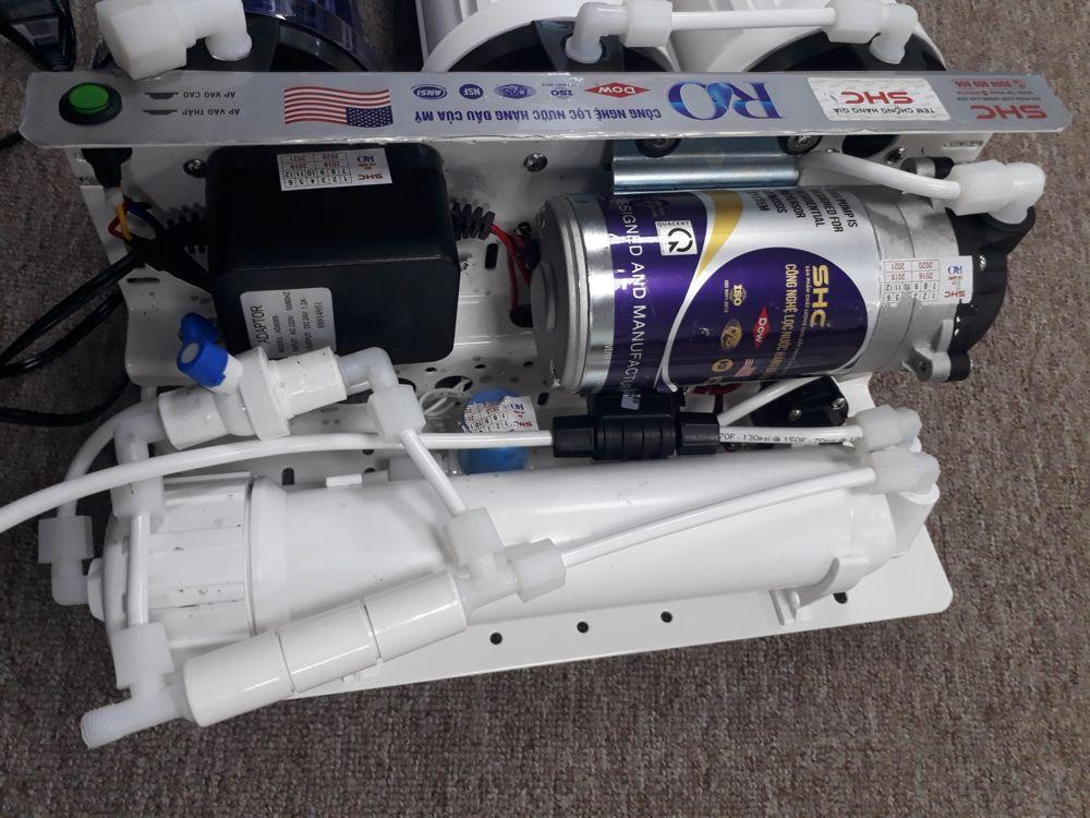 Lỗi thường gặp ở máy lọc nước và cách khắc phục