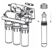 Hướng dẫn lắp đặt máy lọc nước RO SHC