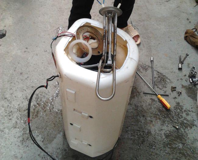 Cách vệ sinh bình nóng lạnh