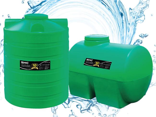 SHC – Bồn nước nhựa tốt nhất hiện nay