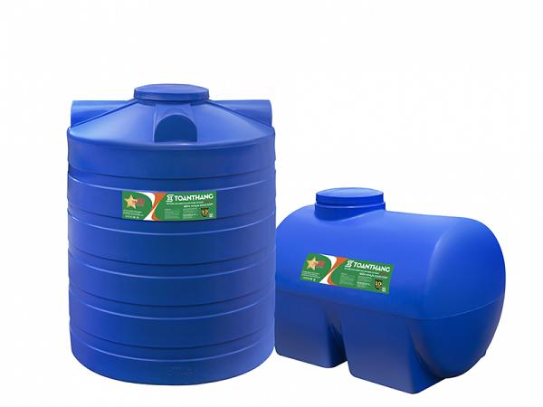 Mua bồn nước nhựa 1000l giá rẻ, chất lượng ở đâu?