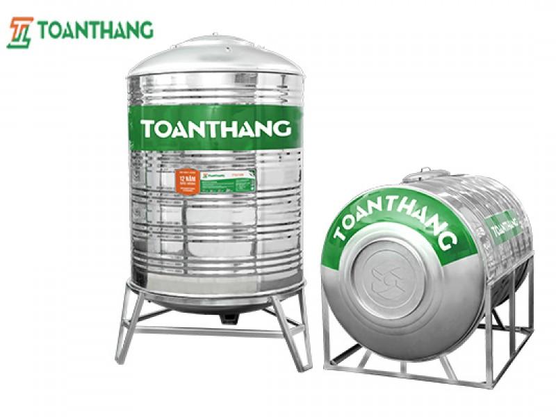 Cách lắp đặt bồn nước inox đúng cách và an toàn