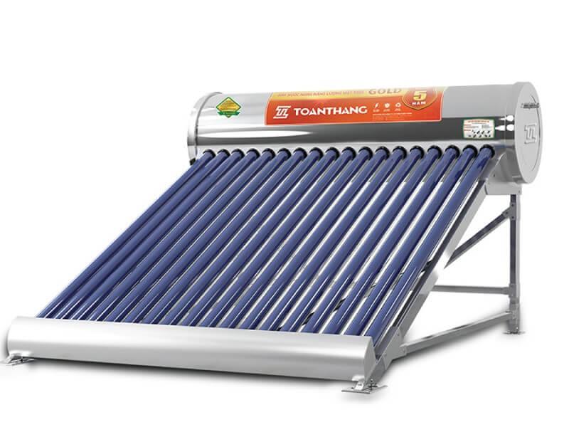 Tại sao nên sử dụng máy nước nóng năng lượng mặt trời?