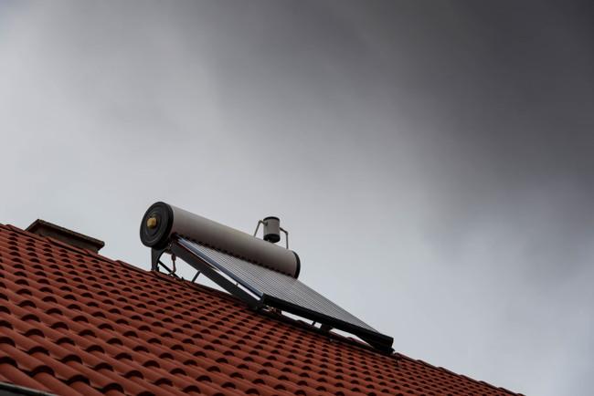 Sự cố thường gặp ở máy nước nóng năng lượng mặt trời