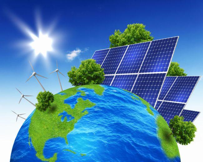 Năng lượng mặt trời và ứng dụng